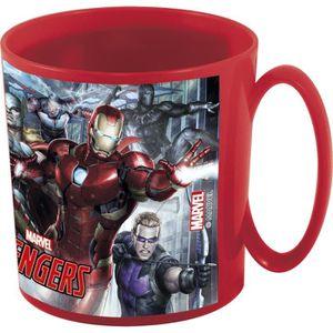 BOL AVENGERS - Tasse mug rouge mico ondes Marvel Aveng