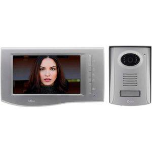 INTERPHONE - VISIOPHONE Otio - Portier vidéo 2 fils (sans polarité)