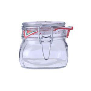 Set FIDO bocaux 0,125 L 0,2 L 0,35 L Stock verres Cintres Fermeture 3tlg