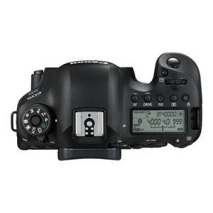 APPAREIL PHOTO RÉFLEX Canon EOS 6D Mark II Appareil photo numérique Refl