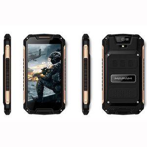 Téléphone portable Smartphone Etanche Antichoc Antipoussière 5.0 Pouc