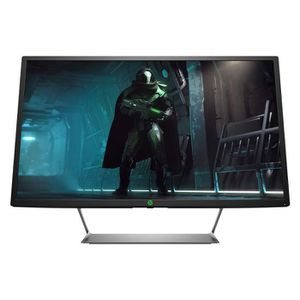 ECRAN ORDINATEUR HP Pavilion Gaming 32 Écran PC HDR 32'' Noir (VA L
