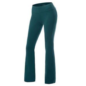 Boot Taille Haute Slim Jambe Longue Solides Casual Travail Doux Confortable Pants Femme /Évas/é Pantalon Legging Mode