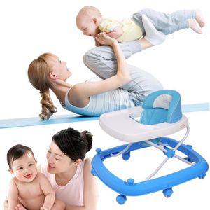 YOUPALA - TROTTEUR Trotteur bébé évolutif pliable et réglable en haut