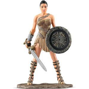 Wonder Woman Figurines Dc Comics Super Héros BD Jouets Collection Schleich 22527