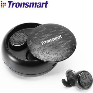 CASQUE - ÉCOUTEURS Ecouteurs Bluetooth Sans Fil Sport, Tronsmart TWS