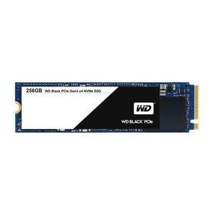 DISQUE DUR SSD WESTERN DIGITAL BLACK SSD WDS256G1X0C - 256 Go Noi