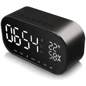 Radio réveil Radio Réveil - Double Alarme FM Thermomètre Horlog