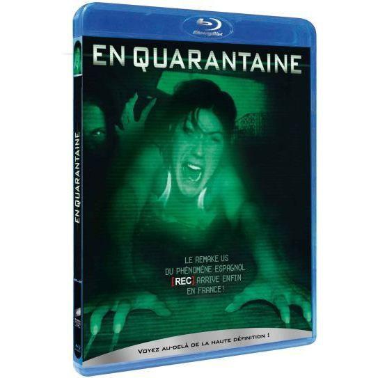 Blu-Ray En quarantaine