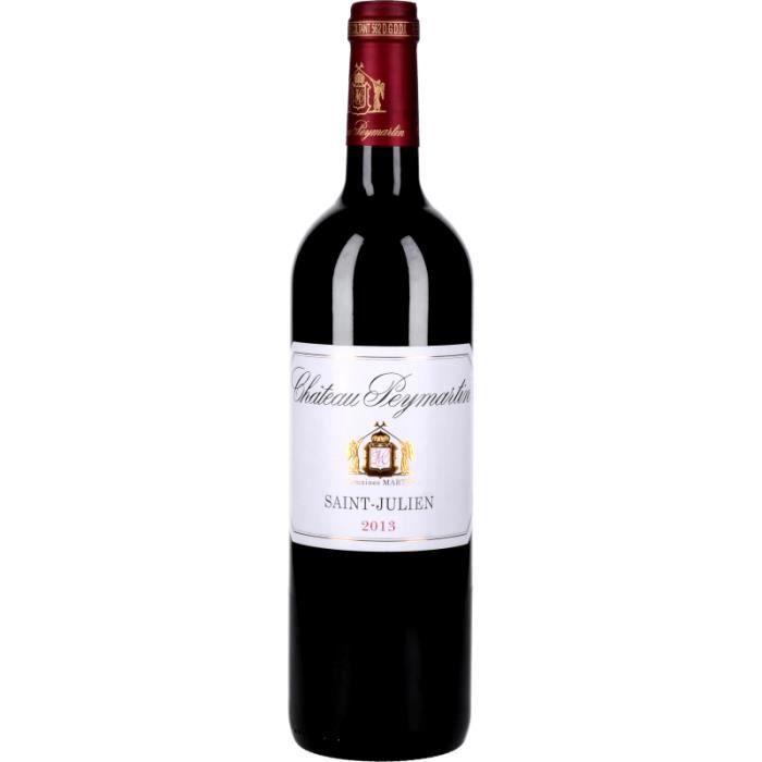 Vin Rouge - Château Peymartin 2013 - Bouteille 75cl