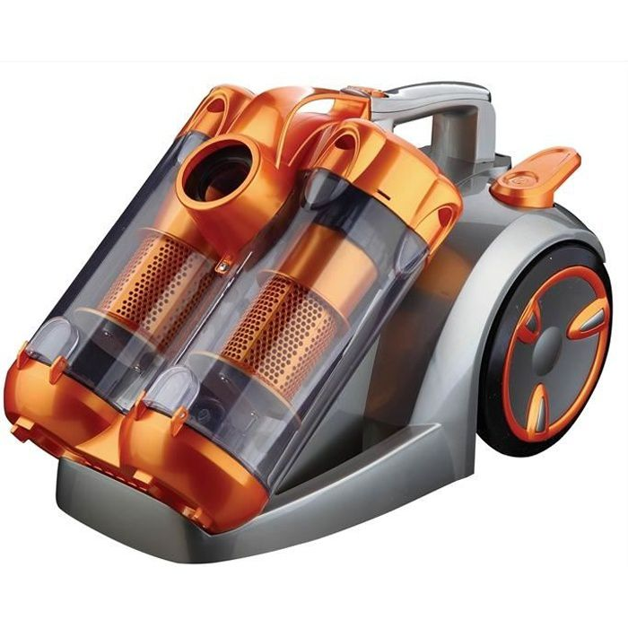 Aspirateur Cyclone Sans Sac Confort BS112D Technologie DUO- Xtreme Force-Pure Air - on Optimal- Ultra