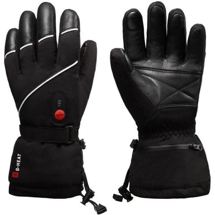 G-HEAT -  Gants de ski chauffants EVO-2 - 1 paire de batteries - Mixte