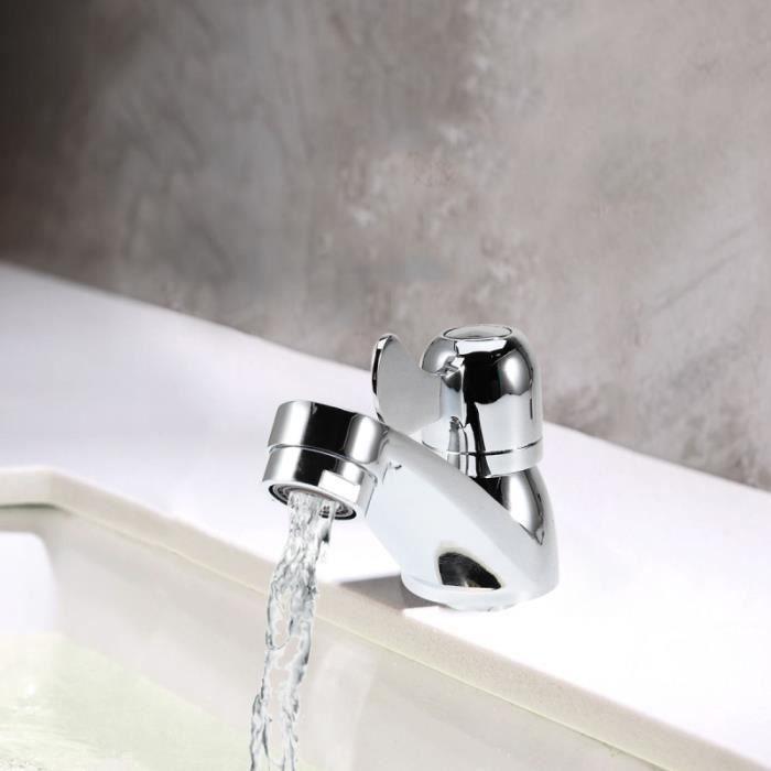 2 pièces robinets d'évier en alliage d'eau froide portables robinet de FILTRE - STATION DE FILTRATION - STATION DE RELEVAGE