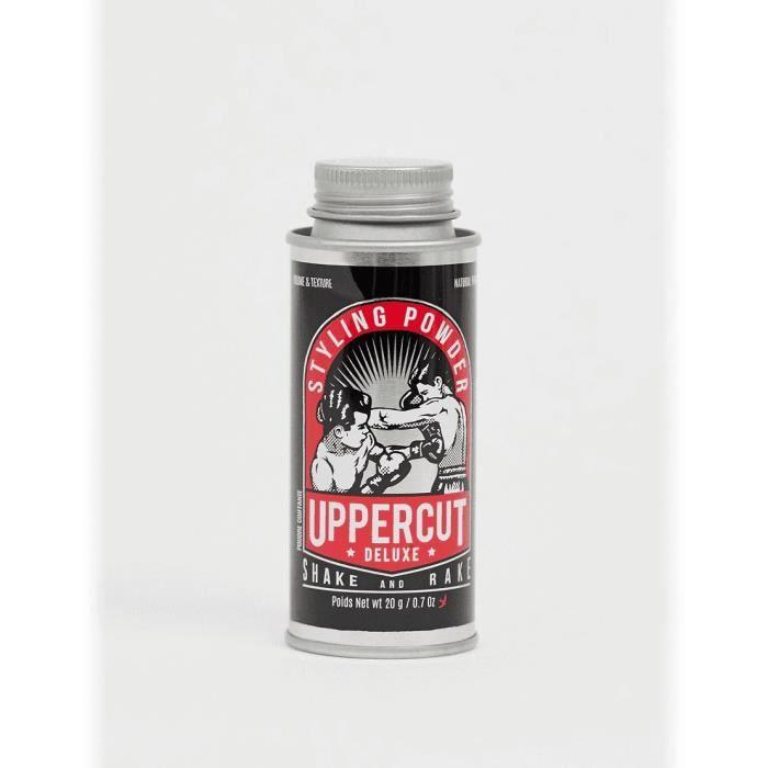 Uppercut Deluxe Poudre coiffante 20 g soins coiffure, cheveux fixateur