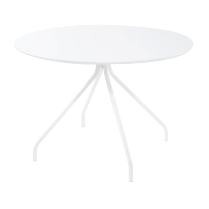 Table ronde blanche images - Ikea table ronde blanche ...