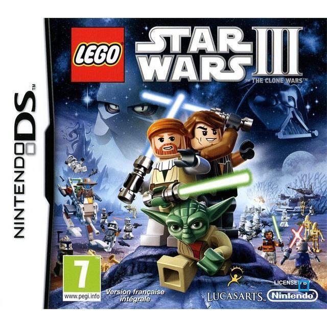JEU DS - DSI LEGO Star Wars 3: The Clone Wars (Nintendo DS) [UK