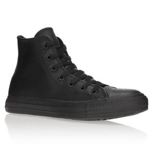 BASKET CONVERSE Baskets Ct Mono Leather Hi Chaussures Fem