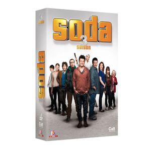 DVD FILM DVD Coffret soda, saison 3
