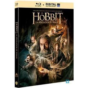 BLU-RAY FILM Blu-Ray The Hobbit 2 : la désolation de Smaug