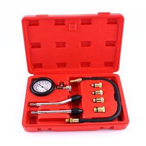OUTIL DE DIAGNOSTIC Kit de testeur de moto testeur de compression de m