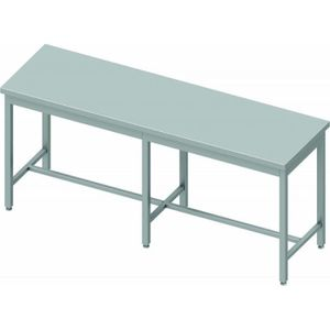 table Pied inox inox central table Pied de de central lJFK1cT
