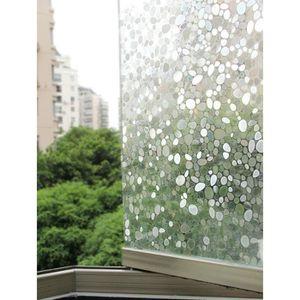 FILM POUR VITRAGE Film fenêtre Protection du vis-à-vis et déco sans