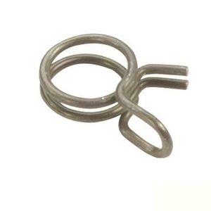 lot de 15 collier ressort pour durite de diametre 5mm interieur NEUF
