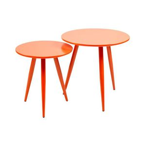 table basse orange achat vente table basse orange pas. Black Bedroom Furniture Sets. Home Design Ideas