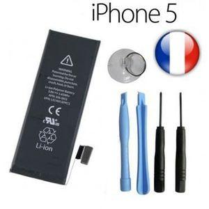 PIÈCE TÉLÉPHONE Batterie Interne 3.8V 1440mAh Origine iPhone 5 - K