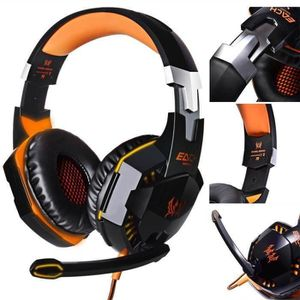 CASQUE AVEC MICROPHONE Rn Casque Gaming Micro Casque Filaire PC PS3 Xbox