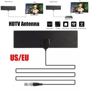 RÉCEPTEUR - DÉCODEUR   Antenne TV, Full HD HDTV Aérienne Intérieur Signal