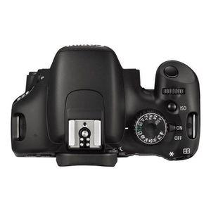 APPAREIL PHOTO RÉFLEX Canon EOS 550D 18-55mm IS  Appareil photo reflex n