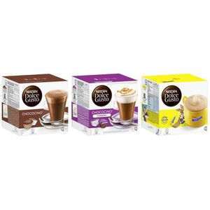 nescafe dolce gusto capsules achat vente nescafe dolce gusto capsules pas cher cdiscount. Black Bedroom Furniture Sets. Home Design Ideas