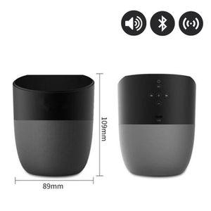 ENCEINTE NOMADE Tapis de charge à induction et enceinte Bluetooth