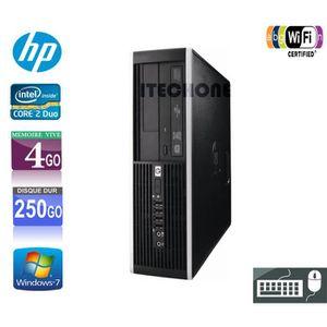 ORDI BUREAU RECONDITIONNÉ HP 6000 Pro - Core 2 Duo  3,0 GHz - Ram 4 Go - HDD
