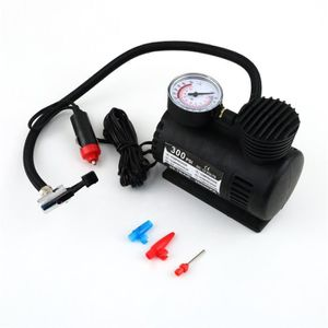 COMPRESSEUR 12V Compresseur Air 12v Portable 300 Psi Gonfleur 2.7