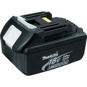 BATTERIE MACHINE OUTIL MAKITA Batterie Pour Machine Outil MAKSTAR 18V 3Ah