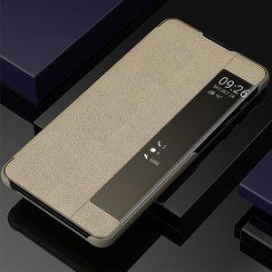 HOUSSE - ÉTUI Galaxy Note 10+ Étui Smart View avec Fenêtre Flip