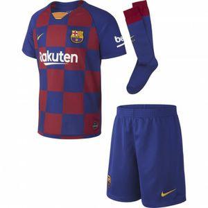 Tongs FC Barcelone Fan Licence Officielle Bleu Grenat
