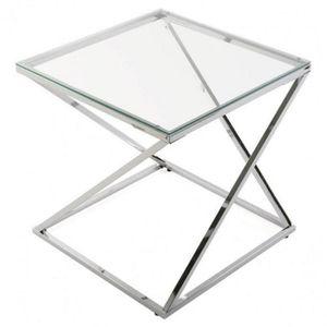 TABLE BASSE TABLE BASSE EN VERRE DESIGN