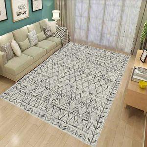 TAPIS tapis berbere géométrique 100*160cm tapis ethnique