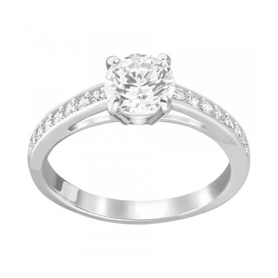 bijoux bague diamant swarovski