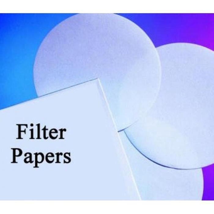 Filtre papier 18 mm - Filtration Filtres papiers Home Brew Passoire tamis Feuille