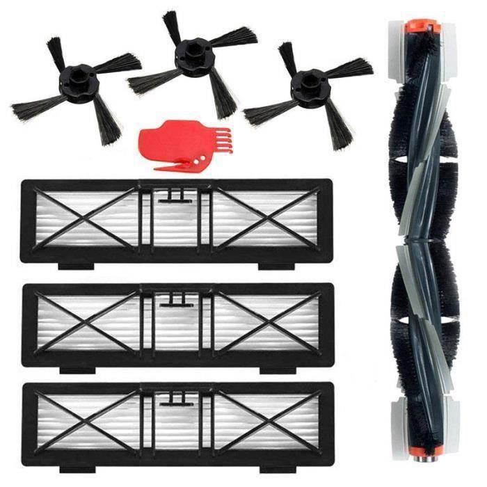 Accessoires pour Neato Botvac Robot Aspirateur 75e 75 80 85 Kit de remplacement M40871 Ma65513