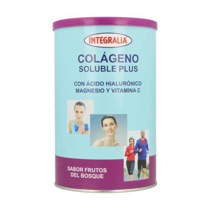 Integralia+Collagène soluble plus 360 g de poudre (Fruits des bois)