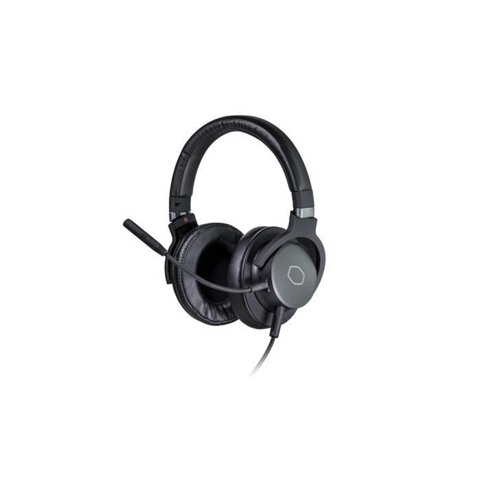 Cooler Master - MH752 - Casque Gaming (PC/PS4™/Xbox One/Nintendo™ Switch) Son Virtuel 7.1, USB/3.5mm - Noir