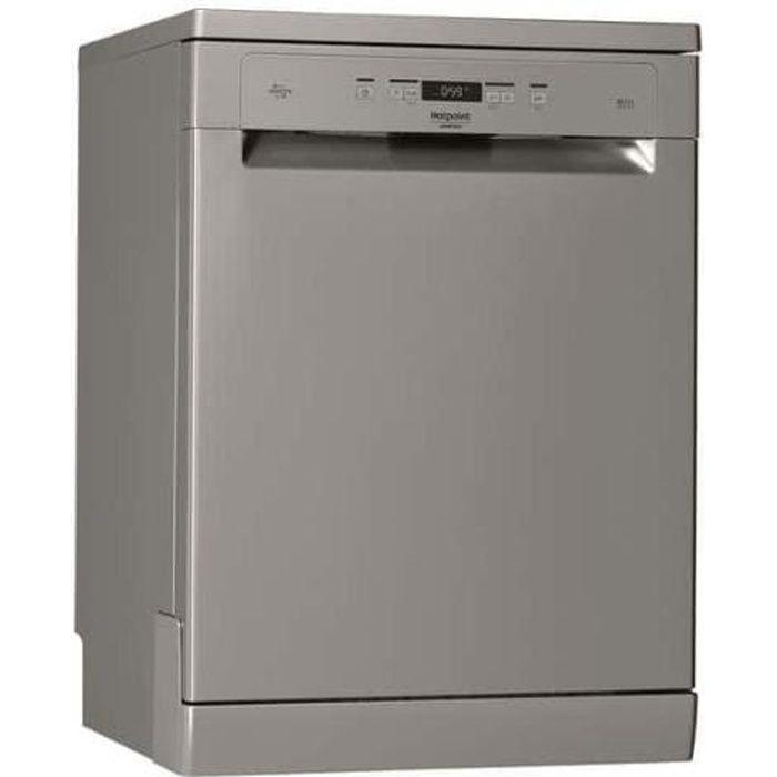 Lave vaisselle 60 cm HOTPOINT HFC3C33WX