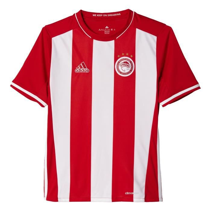 Maillot junior Domicile Olympiacos FC 2016/2017