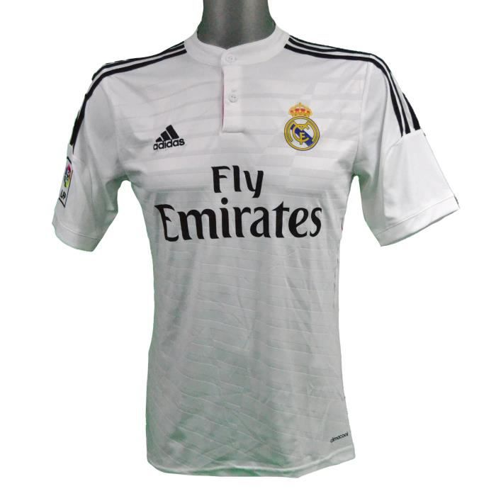 Maillot domicile Real Madrid 2014/2015 Bale