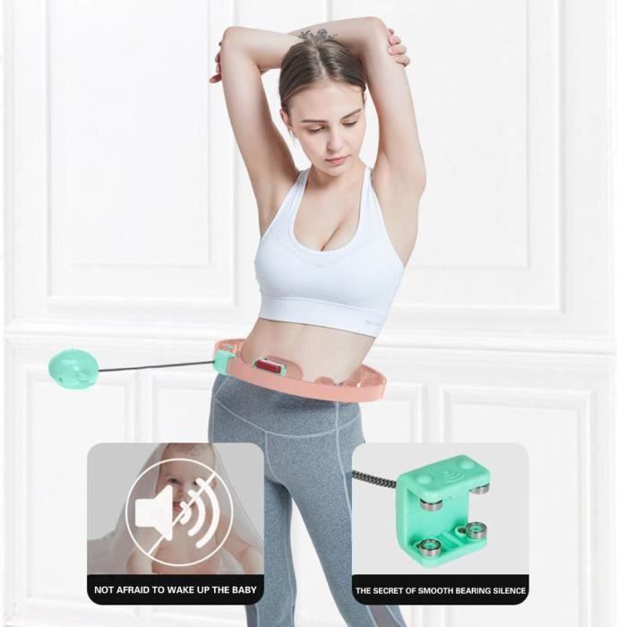 Hula Hoop anneau de roulement compteur affiche avec précision flexible et durable bonne élasticité
